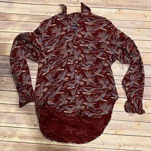 Ralph Lauren Vintage Button Up Size 6